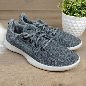 Allbirds The Wool Runner Gray Sneaker